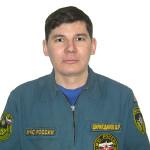 Заместитель начальника ПЧ-61