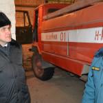 Выездное совещание глав сельских поселений Кигинского района РБ  по профилактике пожаров
