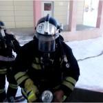 Проведены пожарно-тактические учения в с. Старосубхангулово Бурзянского района