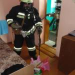 В селе Дуван проведены пожарно-тактические учения